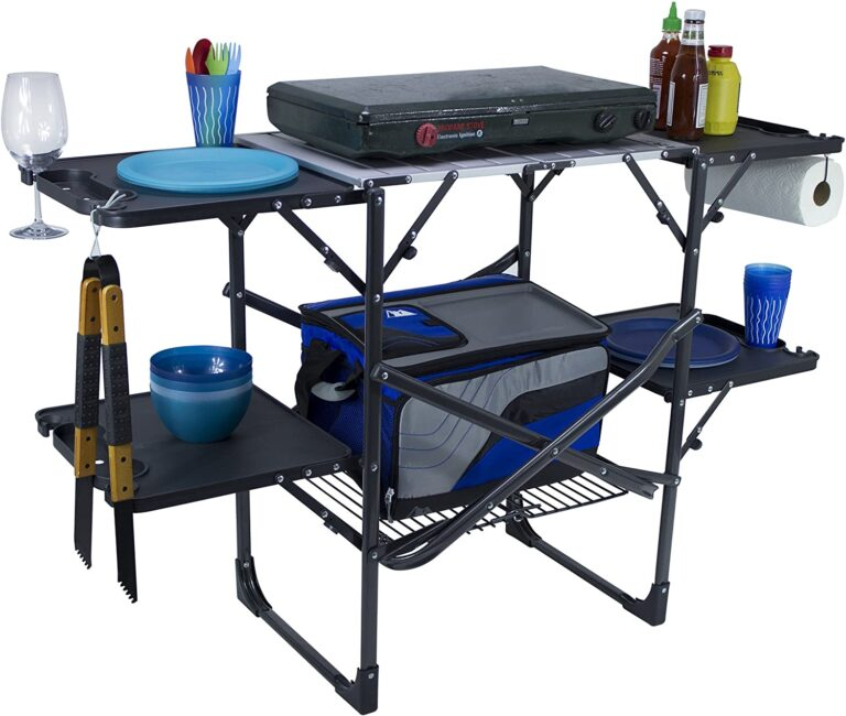 GCI Outdoor Slim-Fold Cooking Station