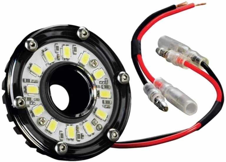 KC HiLiTES Multi-functional LED 1350 Cyclone 5W 2.2""